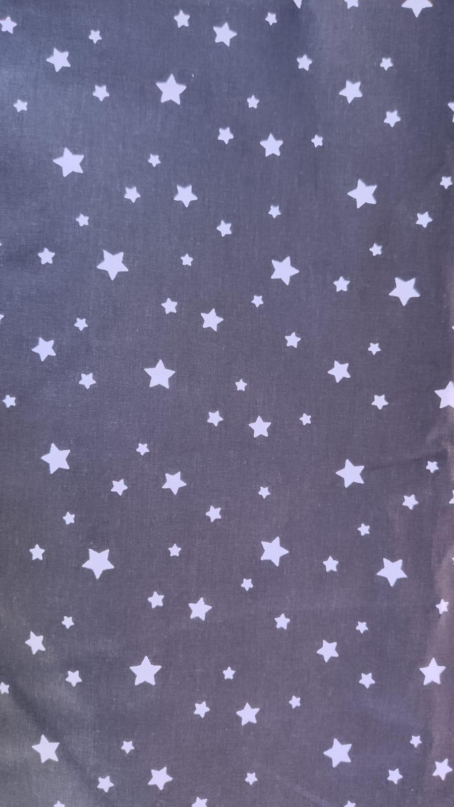 estrellas negro